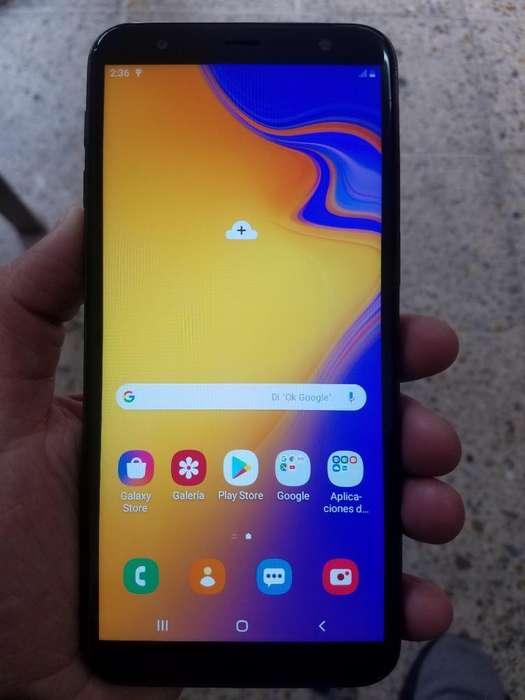 Samsung J6 Plus 32gb Negro Como Nuevo