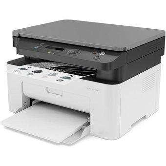 Impresora Multifuncional Hp Laser 135w Monocromática