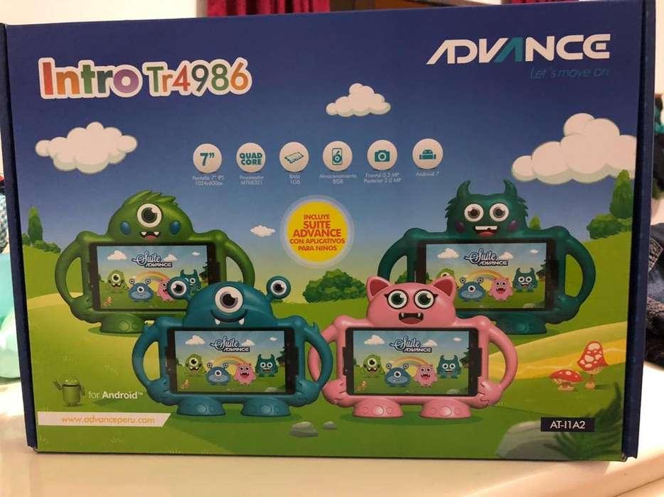Tablet Lenovo Kids