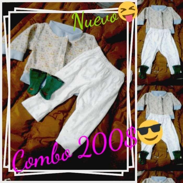 Vendo Combo de <strong>ropa</strong> de 0 a 3