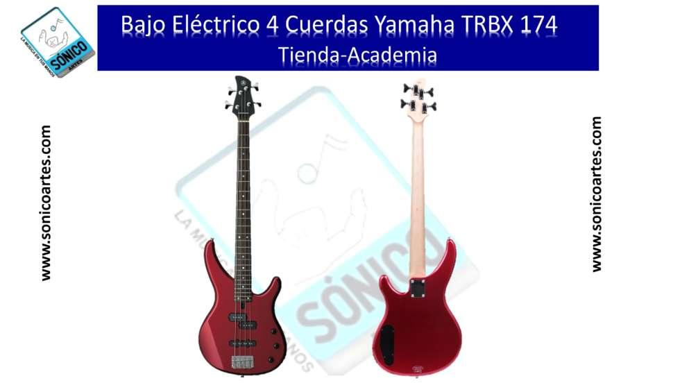 Bajo eléctrico 4 cuerdas Yamaha TRBX 174