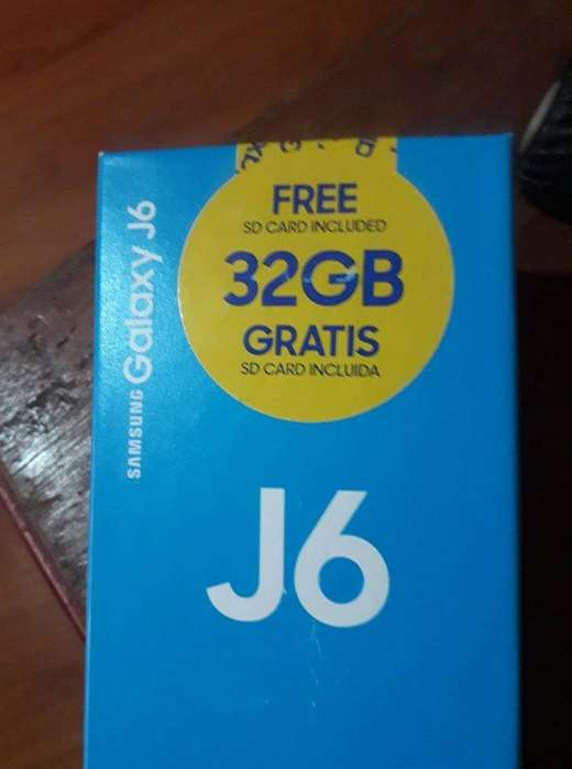 Vendo Mi J6 Como Nuevo
