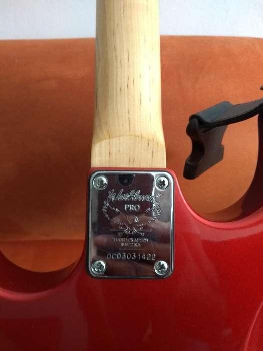 Guitarra Electrica Washlurn
