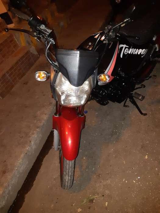 Vendo O Cambio Moto Tundra Bronco 200
