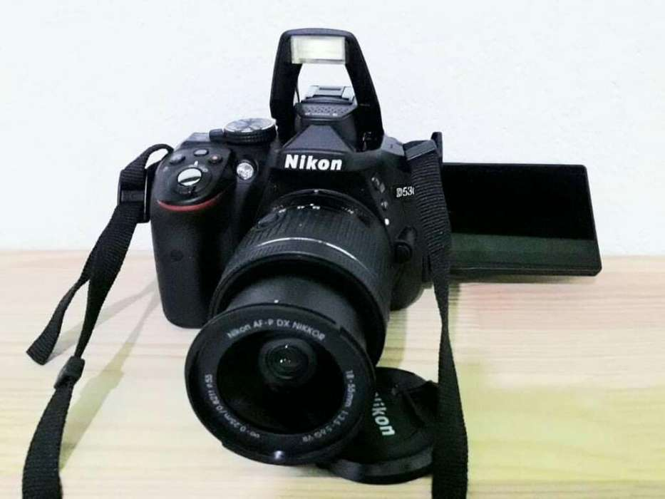 Cámara Nikon 24.2 Megapixeles