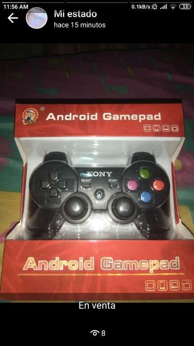 Se Vende Game Pad