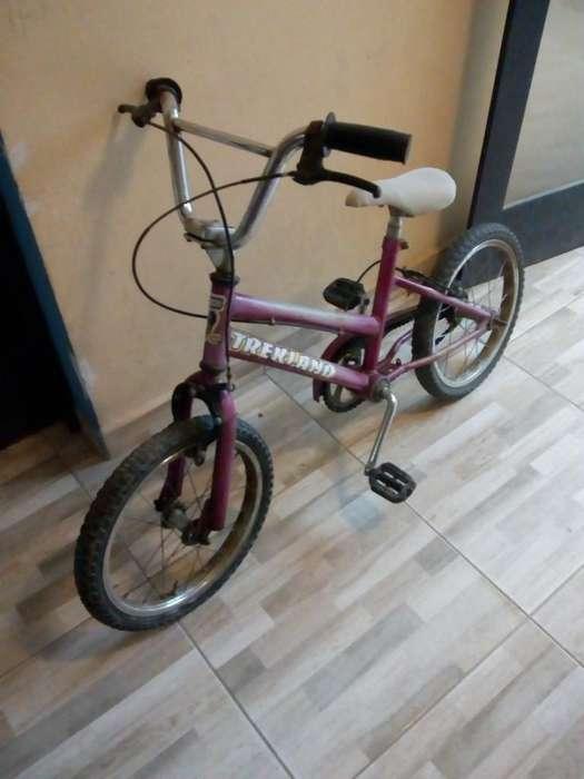 Bicicleta Rodado 16 Unisex