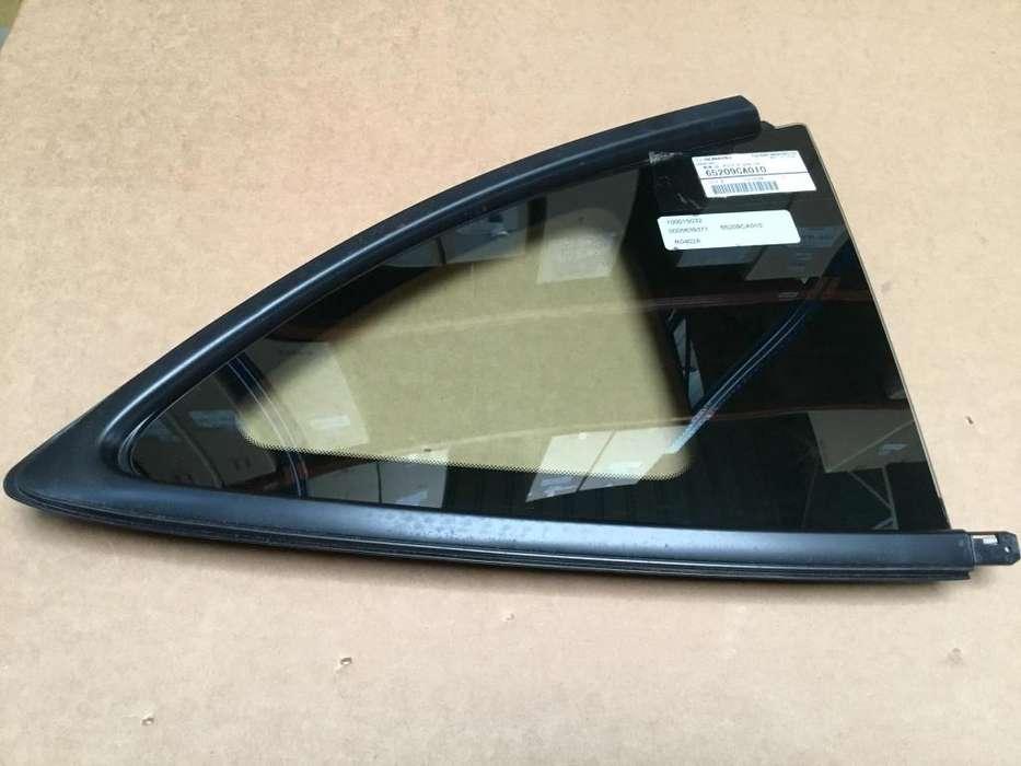 Vidrio costado trasero Izquierdo Subaru BRZ 2013-2015