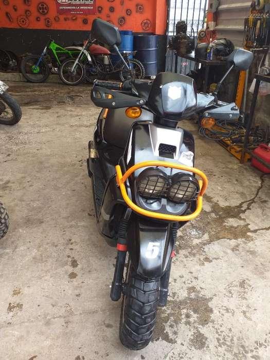 Vendo <strong>motoneta</strong> Fatty 150cc.