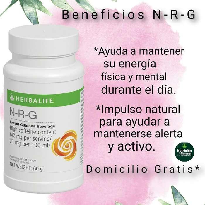 N-r-g- Envio Gratis- Herbalife