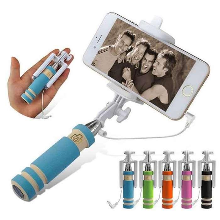 Mini Monopod palo baston para selfie