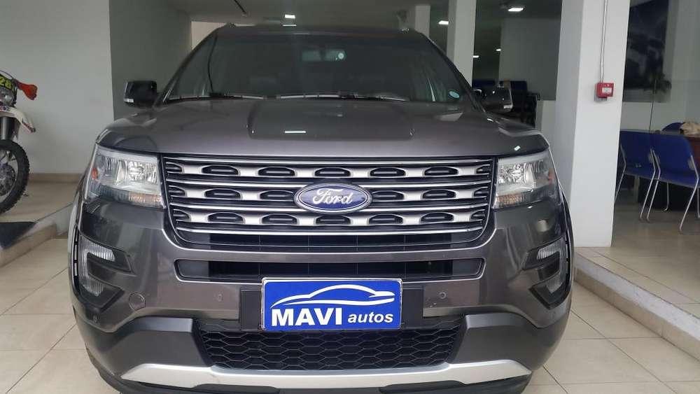 Ford Explorer 2016 - 47659 km