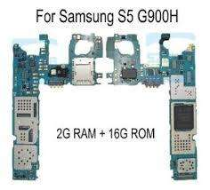 Vendo Tarjeta de S5 Model: SM: G900F
