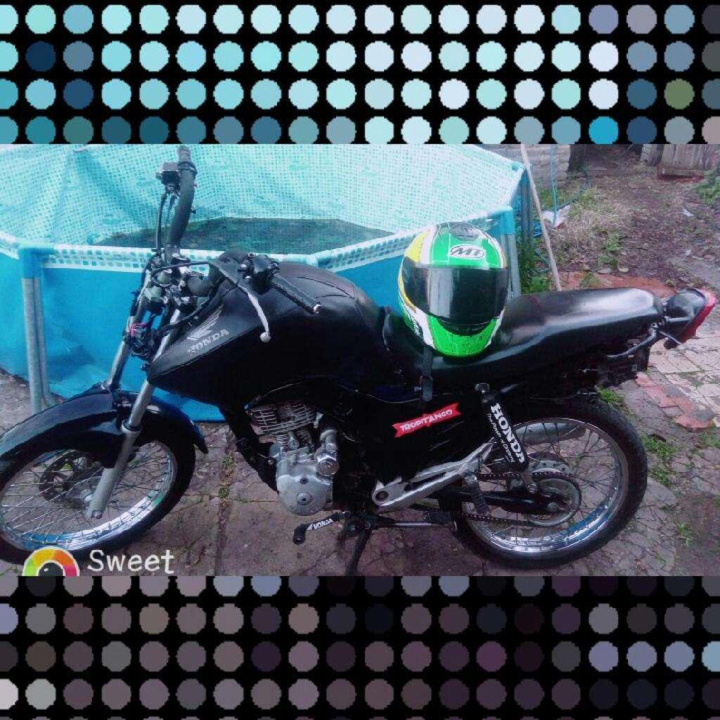 Vendo Cg Titan 125 Es