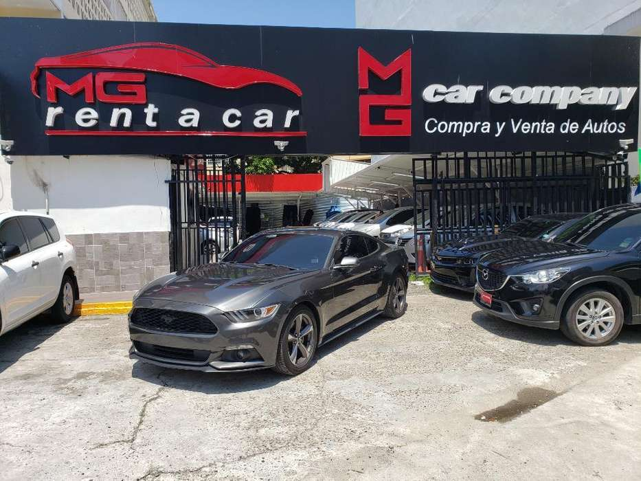 Ford Mustang 2015 - 36250 km