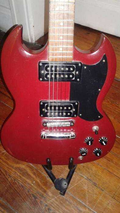 Guitarra Sg.