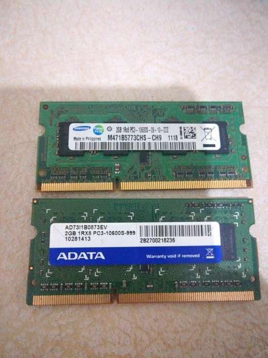 Memoria Ram 2gb 1rx8 Pc3