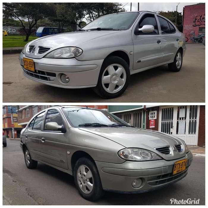 Renault Megane  2006 - 107000 km