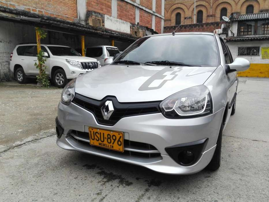 Renault Clio  2016 - 83775 km
