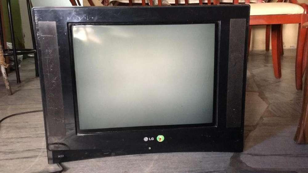 Televisor LG 21FU1RL