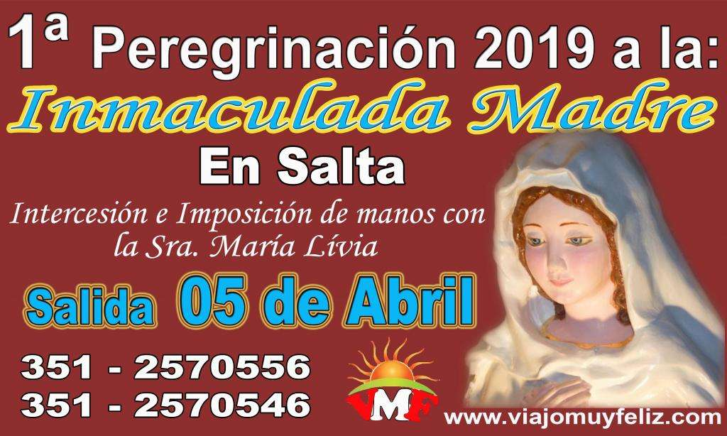 Viaje a La Virgen de Salta
