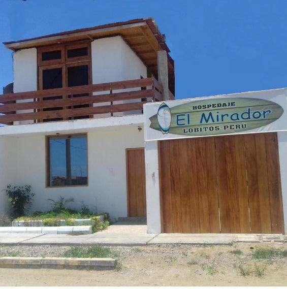 Alquiler Casa de playa Lobitos Talara Piura