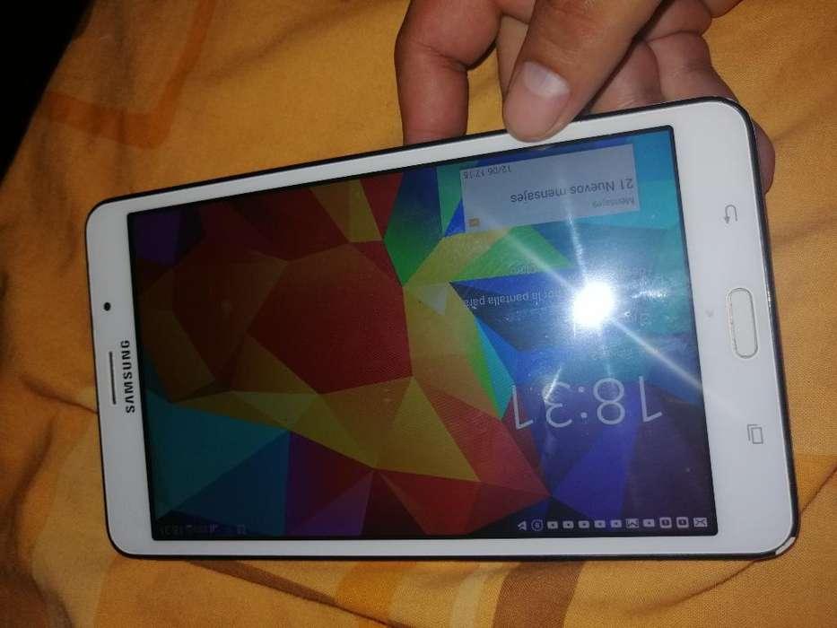 Vendo Tablet Samsung Tan 4