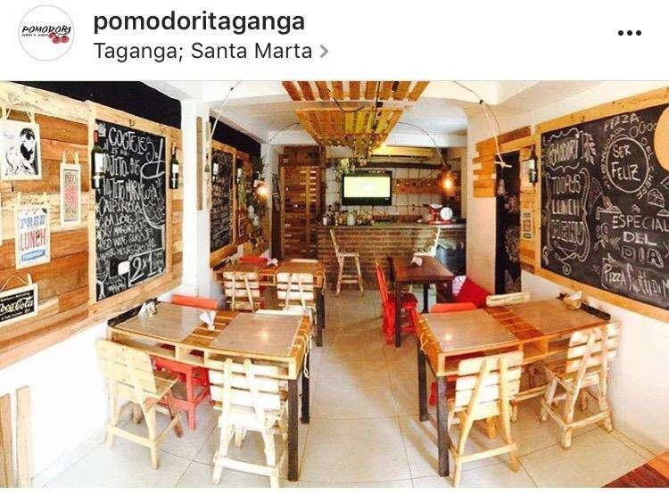 Vendo RestauranteBar Acreditado en Taganga