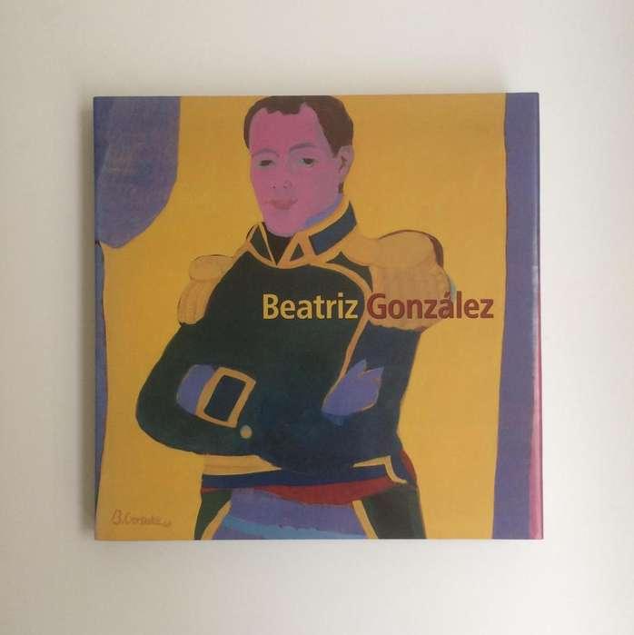 Libro de arte Beatriz González