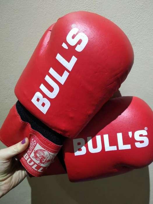 Guantes de Boxeo Semi Profesional