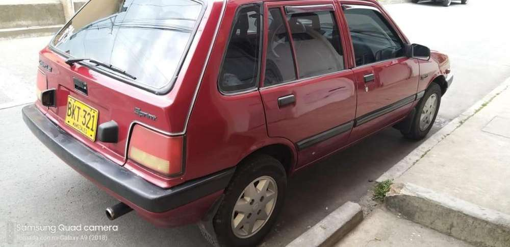 Chevrolet Sprint 1999 - 100000 km