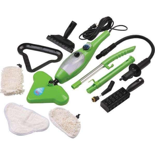 Maquina Limpieza Facil Hogar X5 A Vapor H2o Mop 5 En 1 nuevo 3138152836