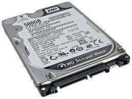 discos duros laptop WD 500GB SATA slim