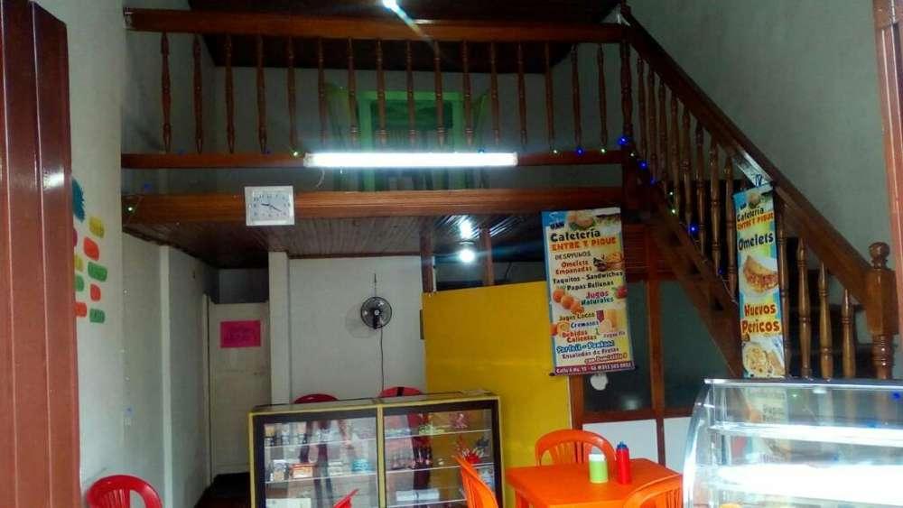 Se Vende Cafeteria Acreditada