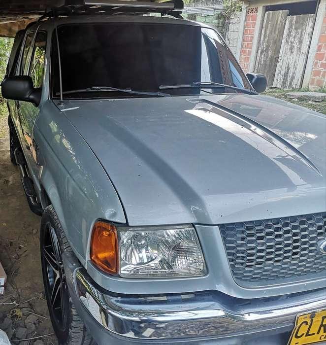 Ford Ranger 2003 - 80000 km