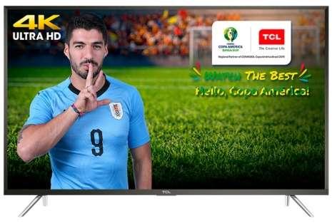 TV TCL L55P62US SMART 4K UHD 55
