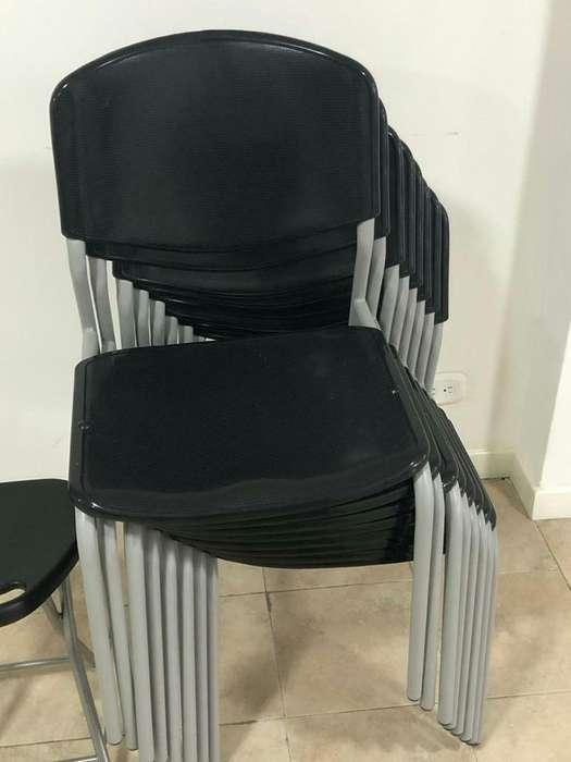 <strong>sillas</strong> Negras para Consultorio Oficina