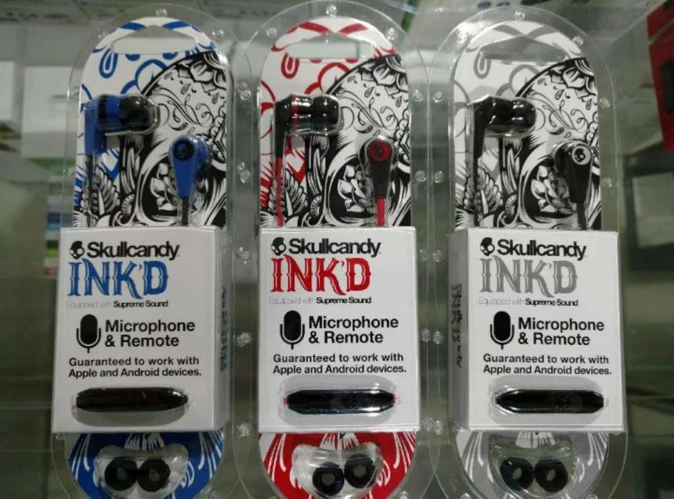 Skullcandy Ink'd Original