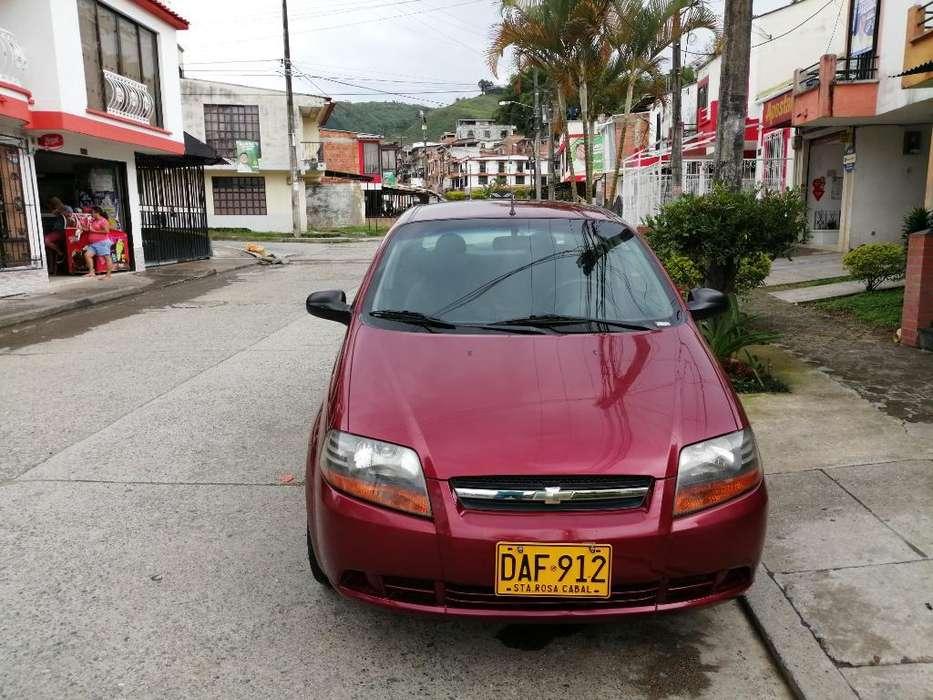 Chevrolet Aveo 2009 - 105300 km