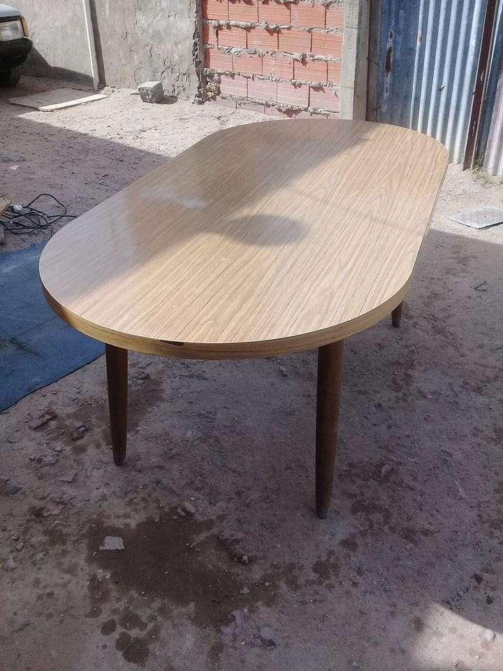 mesa de comedor antigua - Bahía Blanca
