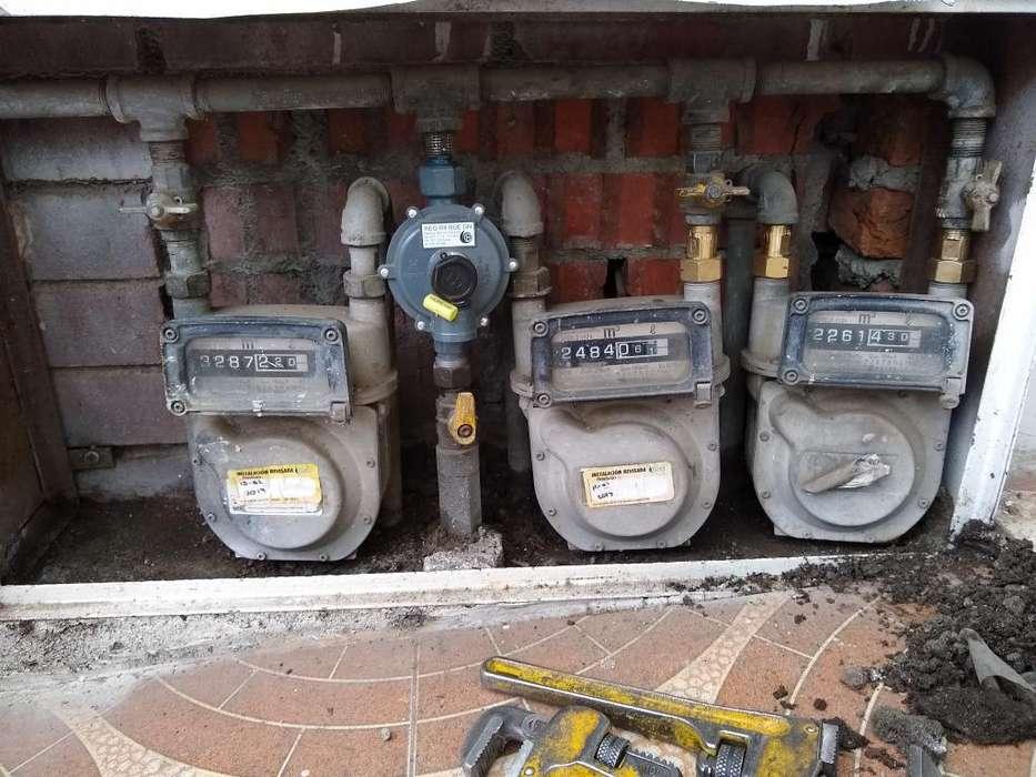 Reparación Y Mantenimiento en Gas Naturl