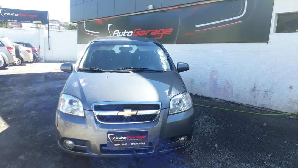 Chevrolet Aveo 2016 - 33141 km