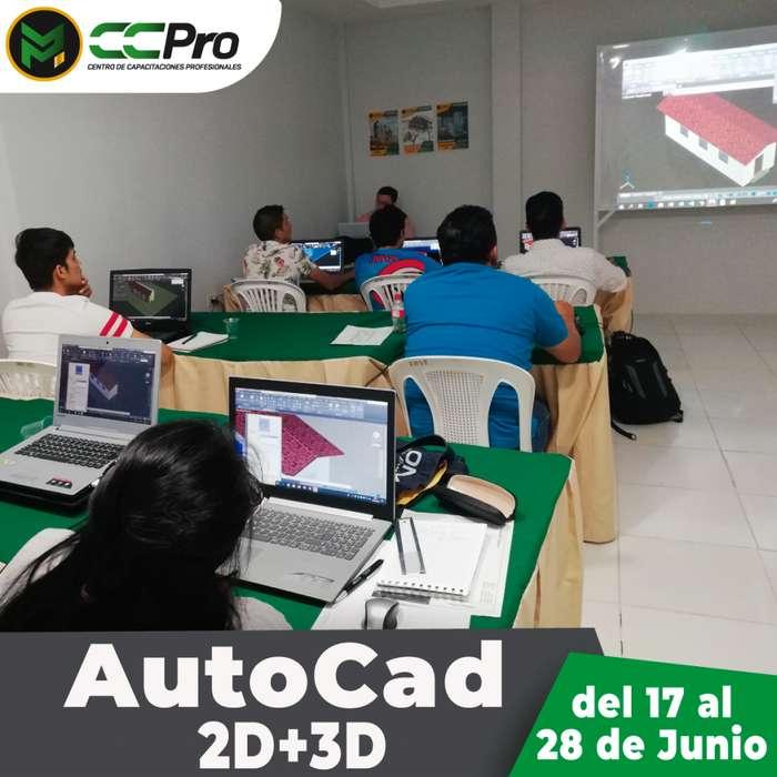AutoCad 2D3D
