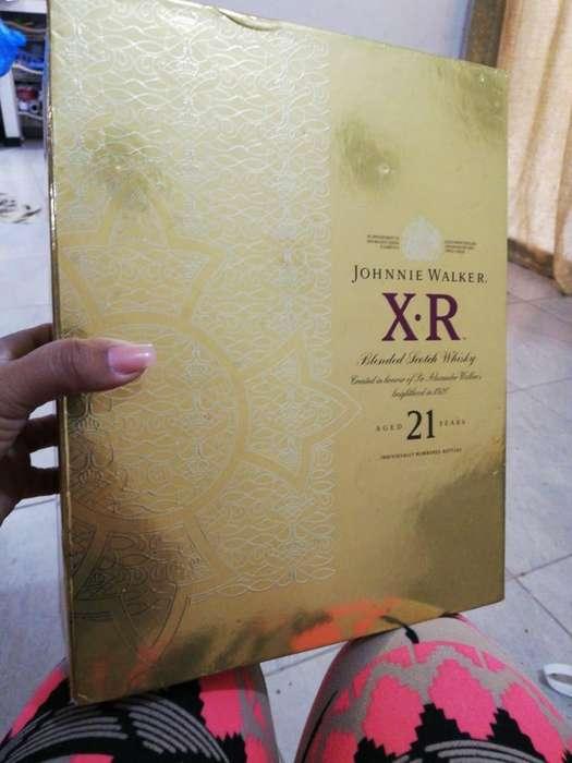 Xr21 Años Whisky