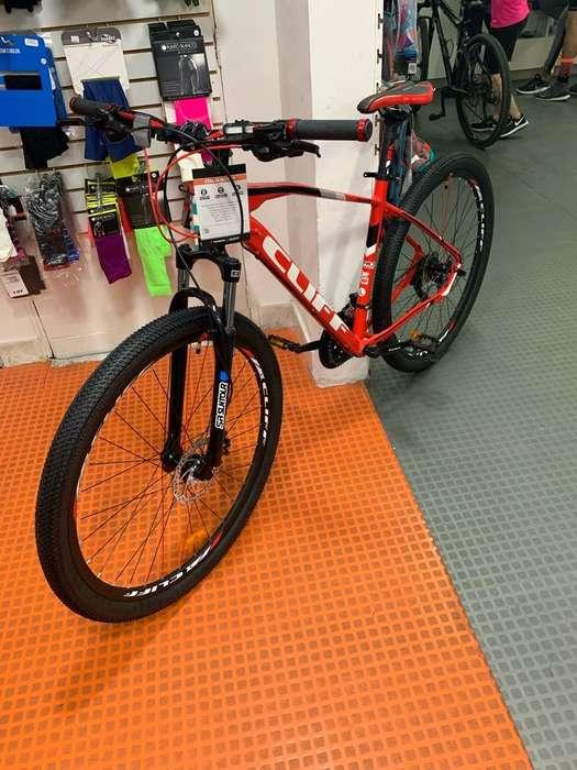Bicicleta Marca Cliff, Practicamente Nue