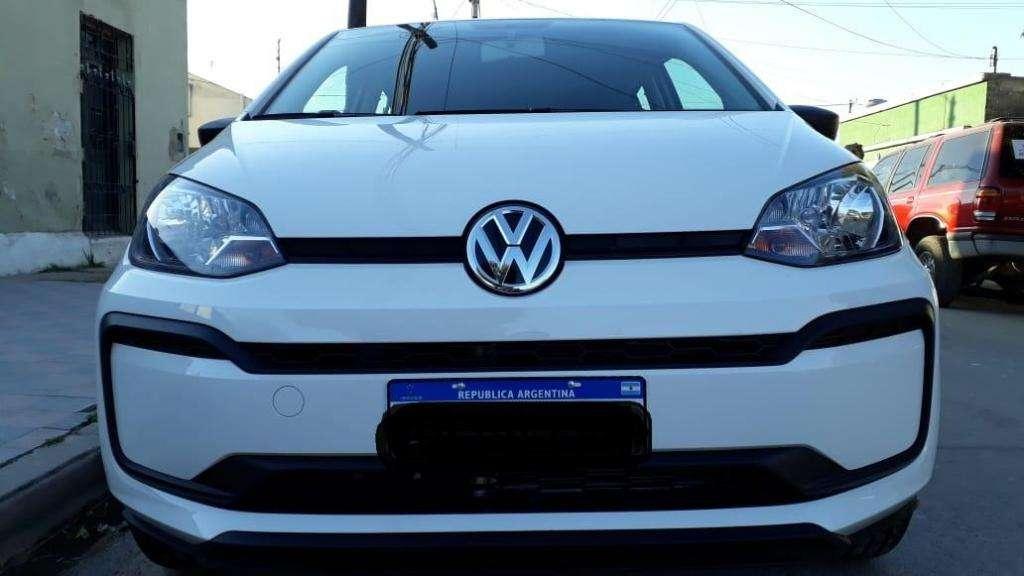 Volkswagen Up 2019 Okm Financio