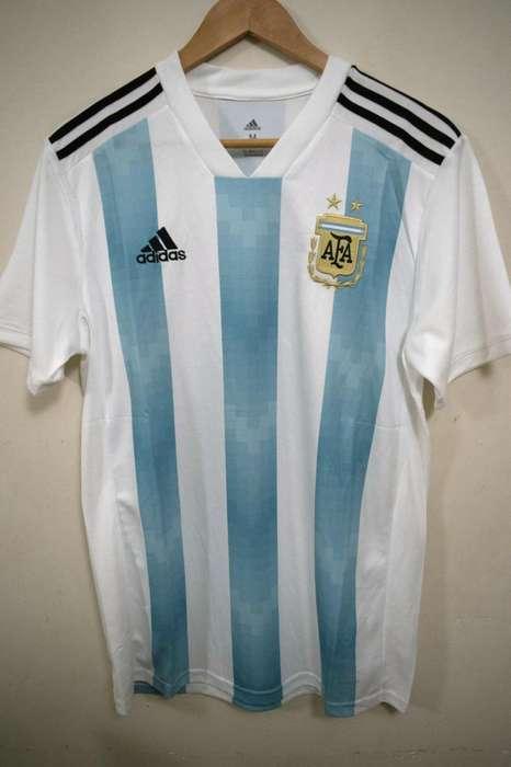 Camiseta Argentina Mundial Rusia 2018