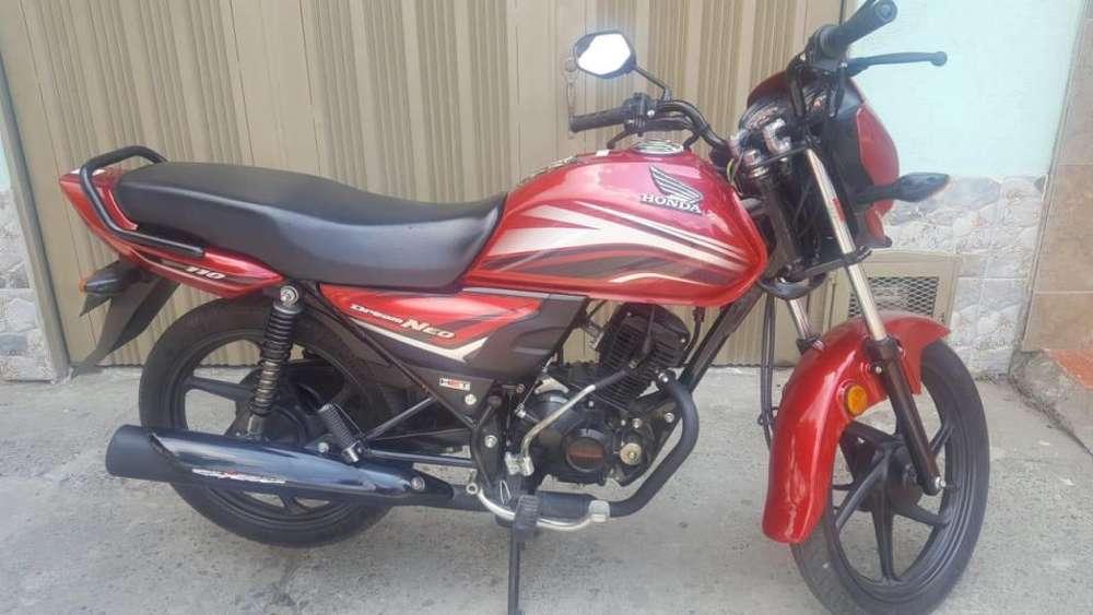Honda como <strong>nueva</strong>