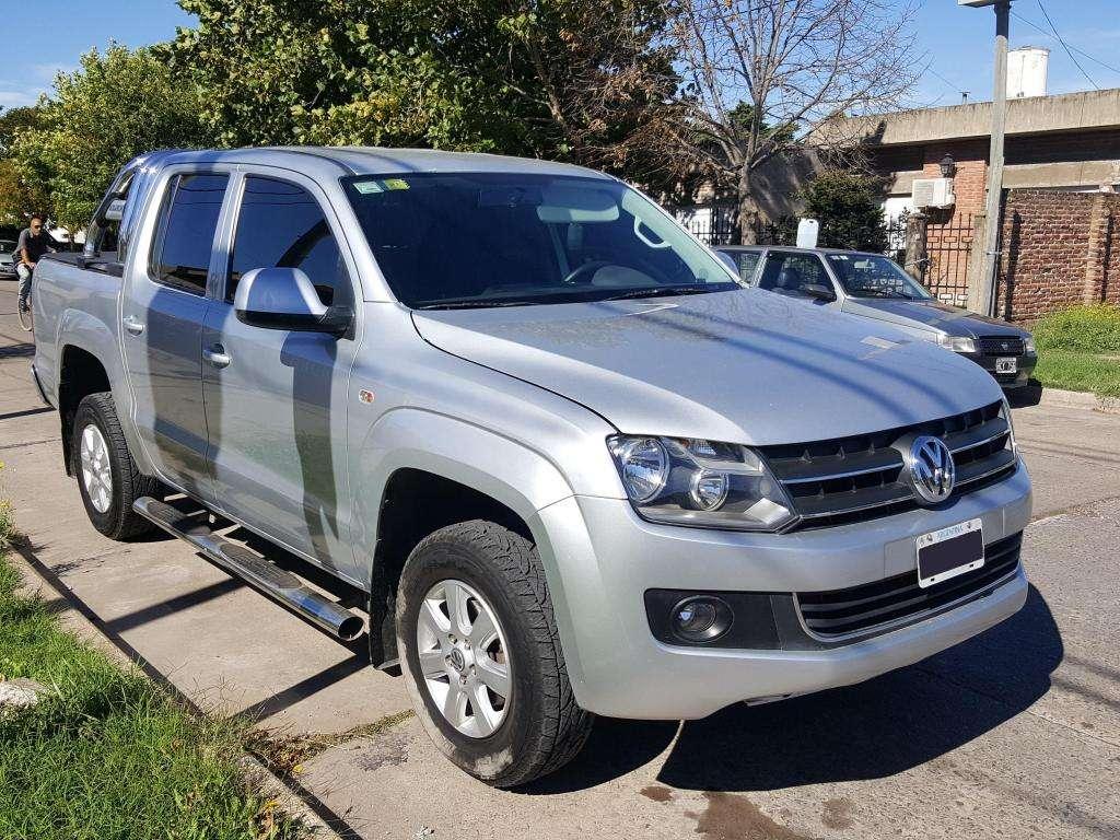Volkswagen Amarok trendline 4x2 2011 PERMUTO o CONTADO!