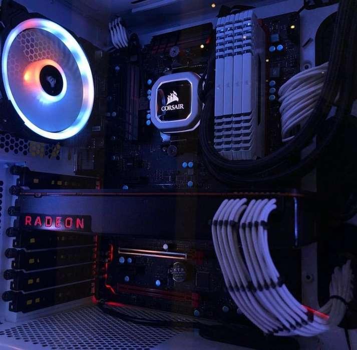 Configuración Pc Gamer Hardware Gaming